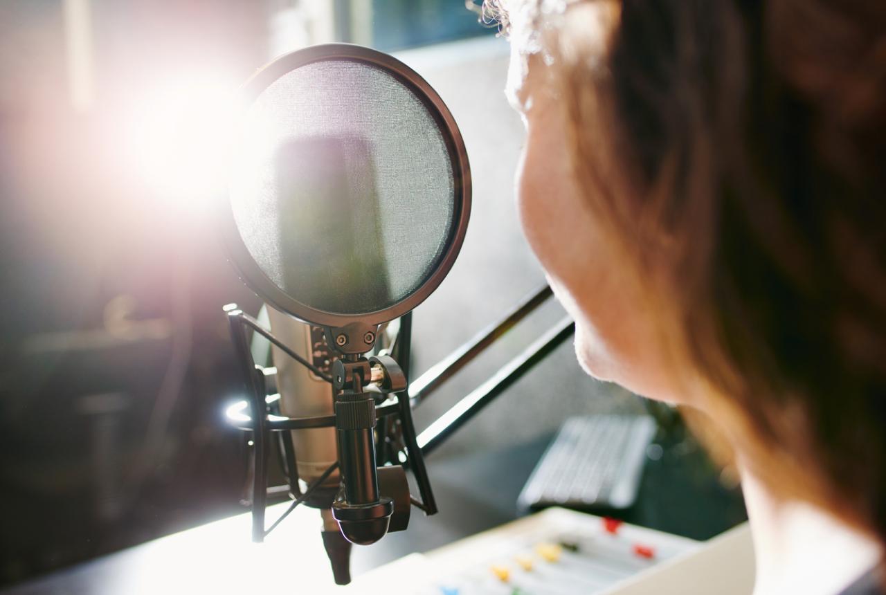 5 podcaster om tech