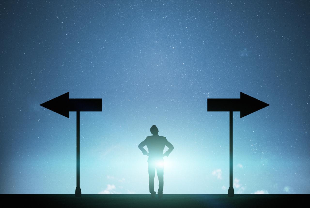 Hvilke faktorer er viktig når en vurderer å bytte jobb?