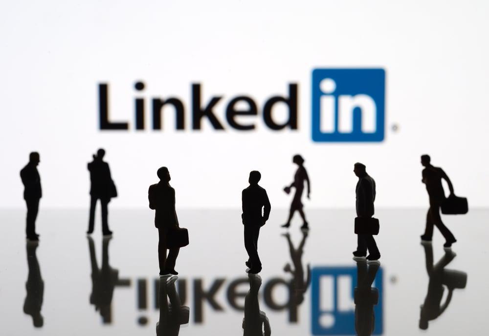 LinkedIn jobbsøkere